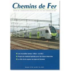 Chemin de fer - n°540