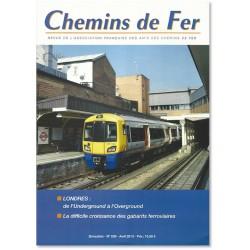 Chemin de fer - n°539