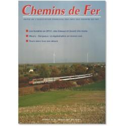 Chemin de fer - n°537
