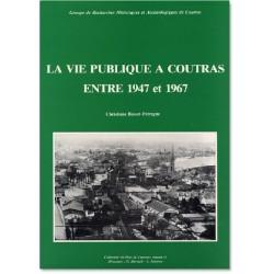 La vie publique à Coutras...