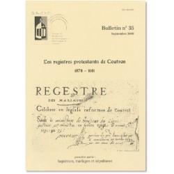 Bulletin n° 35