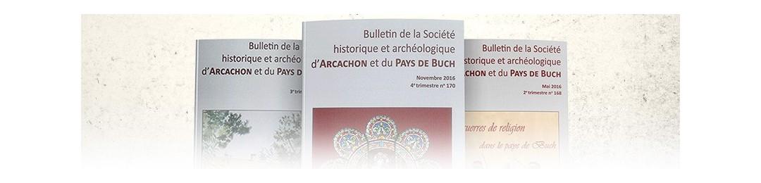 Société historique et archéologique d'Arcachon et du Pays de Buch