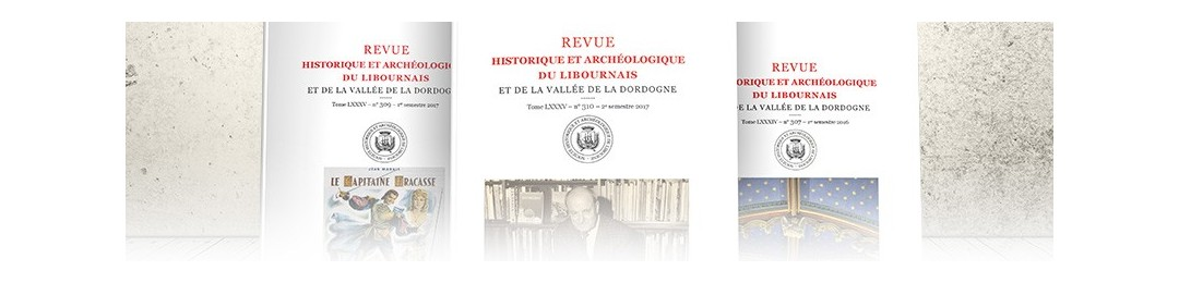 Société Historique et  Archéologique de Libourne